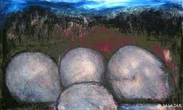 Boulders & Wild Blueberries