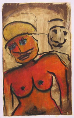 Figurative Abstract 2001