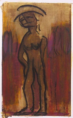 2001: Figurative Abstract